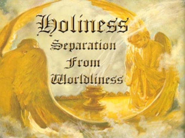 holiness_separation